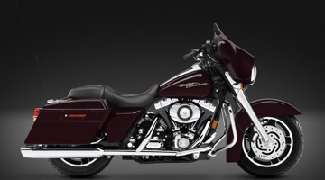 Harley Davidson Street Glide Platinum Rentals